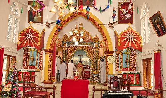 Mor Ignatius Jacobite Syrian Church Ayroor